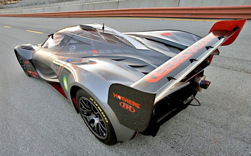 Concept Flashback - 2008 Mazda Furai is 450HP Rotary LMP2 Car That Met Two Tragic Ends 32