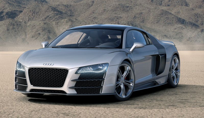 Concept Flashback - 2009 Audi R8 TDI V12 Shows Great Engineering Potential, But Limited Market 1