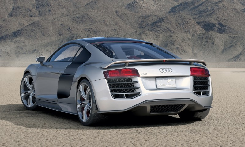 Concept Flashback - 2009 Audi R8 TDI V12 Shows Great Engineering Potential, But Limited Market 5