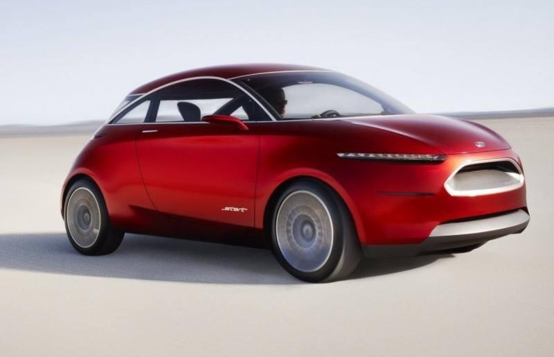 Concept Flashback - 2010 Ford Start - Supermini Previews Potential 2017 Ka 1