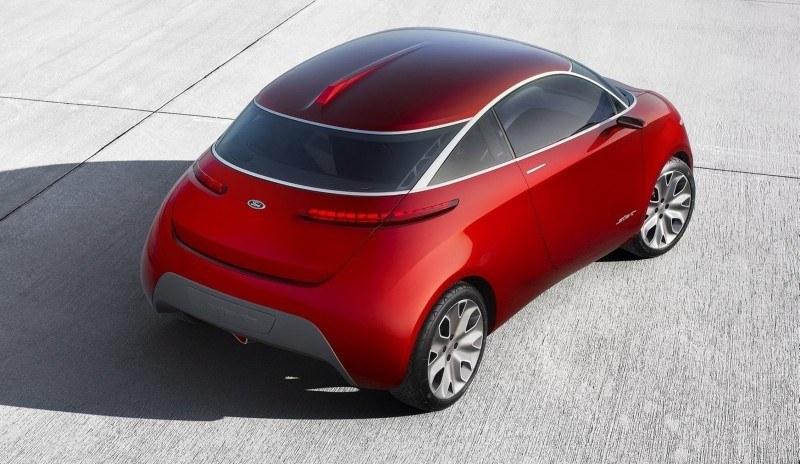 Concept Flashback - 2010 Ford Start - Supermini Previews Potential 2017 Ka 5