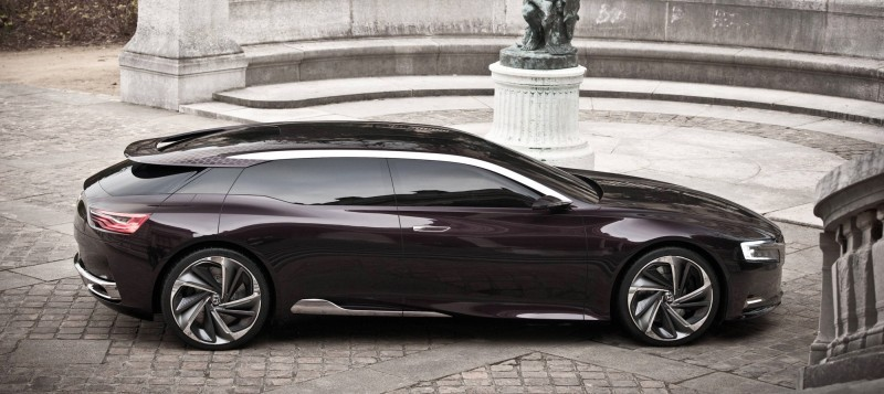 Concept Flashback - 2012 Citroen Numero 9 Paves Way for Wild Rubis and 2019 DS9 Flagship 17
