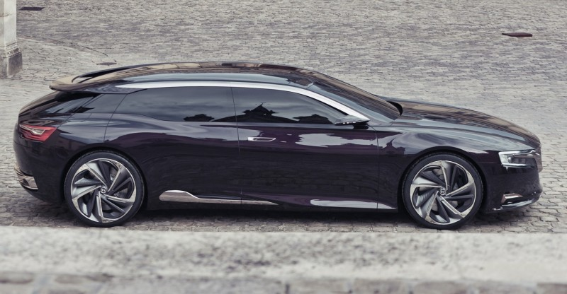 Concept Flashback - 2012 Citroen Numero 9 Paves Way for Wild Rubis and 2019 DS9 Flagship 20