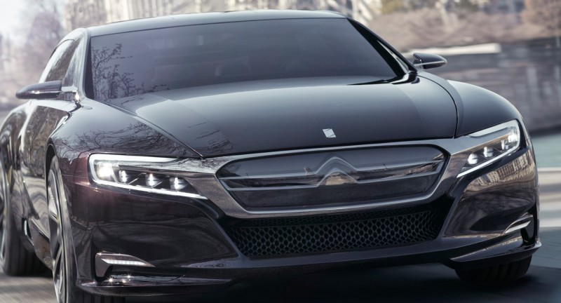 Concept Flashback - 2012 Citroen Numero 9 Paves Way for Wild Rubis and 2019 DS9 Flagship 25
