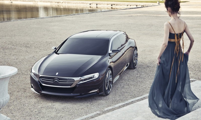 Concept Flashback - 2012 Citroen Numero 9 Paves Way for Wild Rubis and 2019 DS9 Flagship 8
