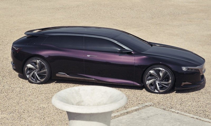 Concept Flashback - 2012 Citroen Numero 9 Paves Way for Wild Rubis and 2019 DS9 Flagship 9