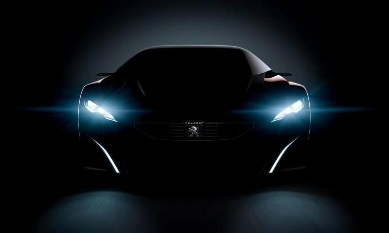 Concept Flashback - 2012 Peugeot ONYX Is Mixed-Media Hypercar Delight 23