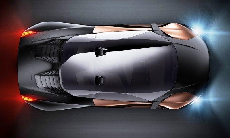 Concept Flashback - 2012 Peugeot ONYX Is Mixed-Media Hypercar Delight 26