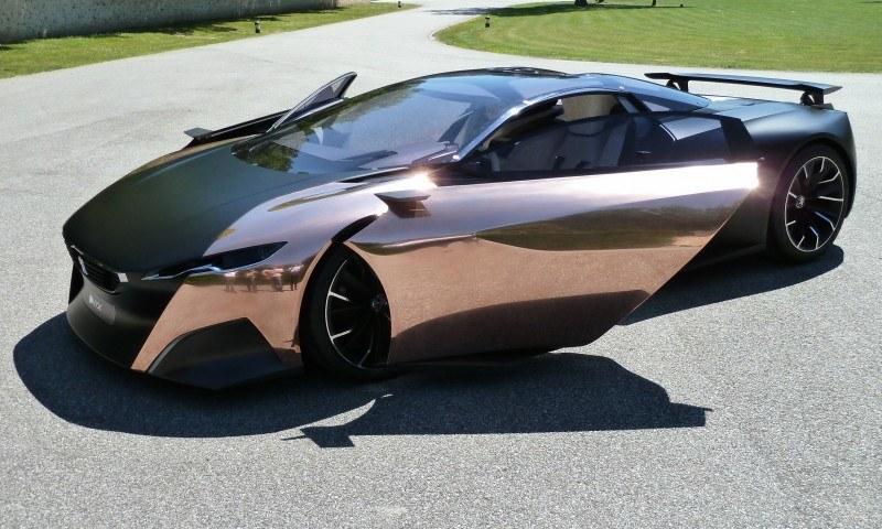 Concept Flashback - 2012 Peugeot ONYX Is Mixed-Media Hypercar Delight 30