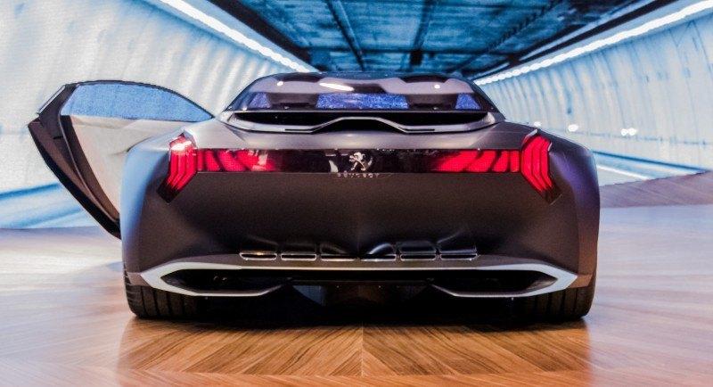 Concept Flashback - 2012 Peugeot ONYX Is Mixed-Media Hypercar Delight 34