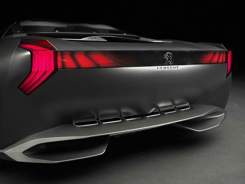 Concept Flashback - 2012 Peugeot ONYX Is Mixed-Media Hypercar Delight 9