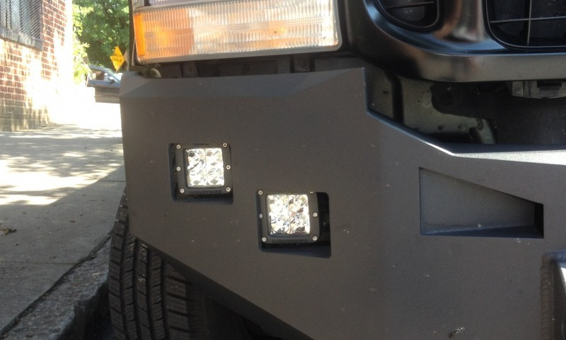 DIY Car Mods - Rigid Industries Dually LED High-Beams Are The Best 15