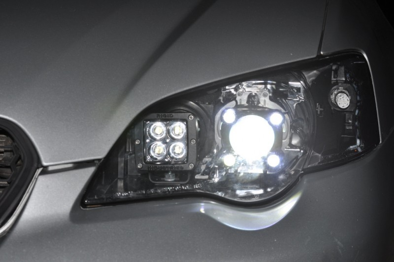 DIY Car Mods - Rigid Industries Dually LED High-Beams Are The Best 27