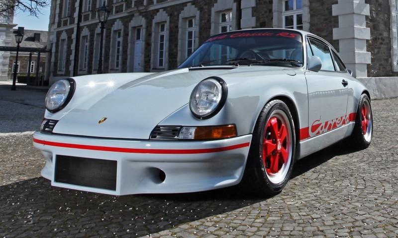 DP Motorsports Porsche 964 Classic RS 1