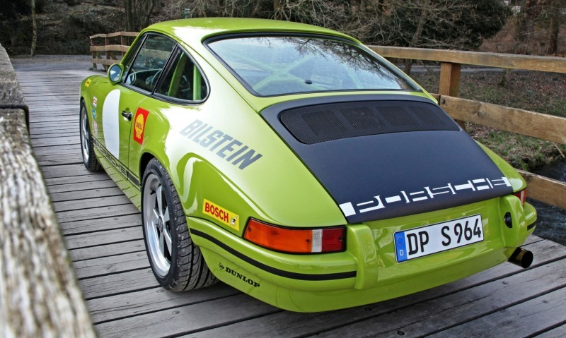 DP Motorsports Porsche 964 Classic S 15