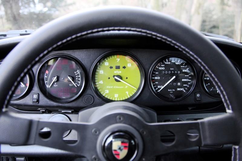 DP Motorsports Porsche 964 Classic S 5