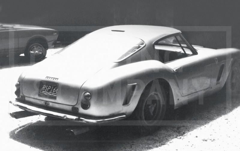 Gooding Ferrari 250GT SWB Coupe 22