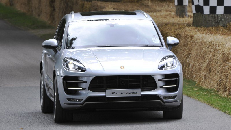 Goodwood 2014 Galleries - PORSCHE Macan Turbo, Panamera S E-Hybrid, RS Spyder, 962 and 917 16