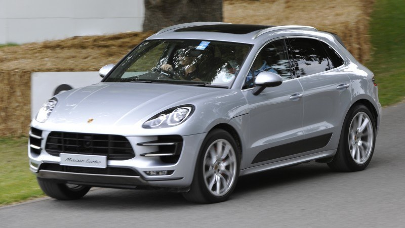 Goodwood 2014 Galleries - PORSCHE Macan Turbo, Panamera S E-Hybrid, RS Spyder, 962 and 917 17