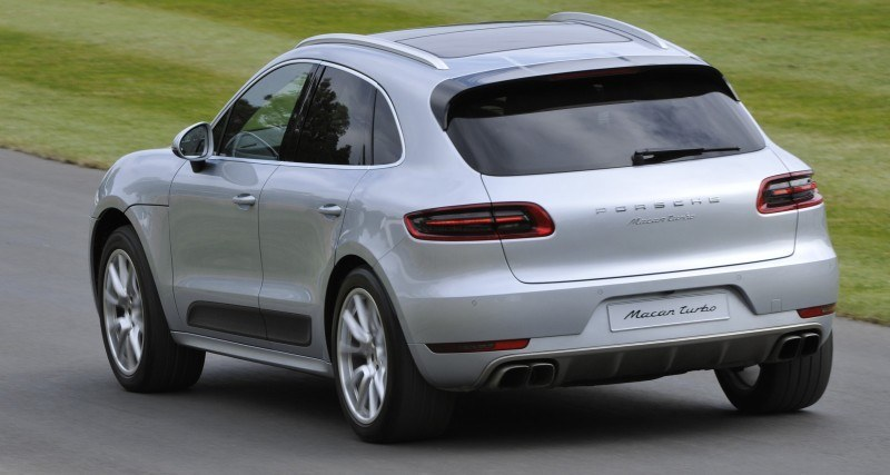 Goodwood 2014 Galleries - PORSCHE Macan Turbo, Panamera S E-Hybrid, RS Spyder, 962 and 917 18