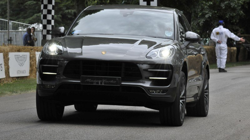 Goodwood 2014 Galleries - PORSCHE Macan Turbo, Panamera S E-Hybrid, RS Spyder, 962 and 917 29