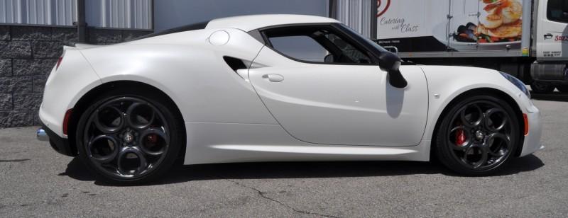 Gorgeous 2015 Alfa-Romeo 4C Revealed in Full USA Trim + New Headlights! 20