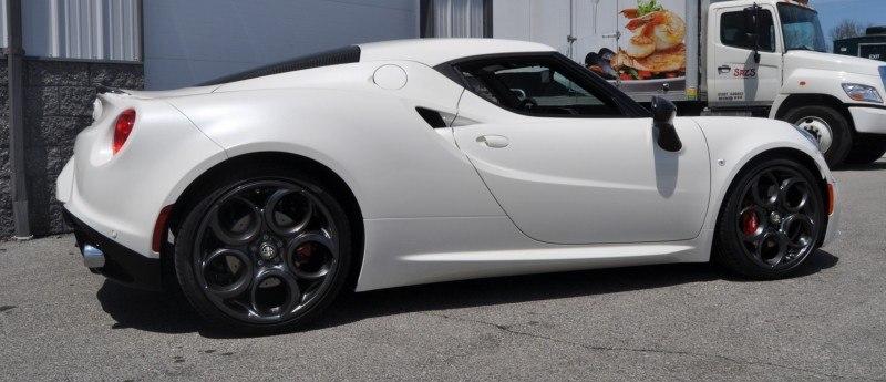 Gorgeous 2015 Alfa-Romeo 4C Revealed in Full USA Trim + New Headlights! 21