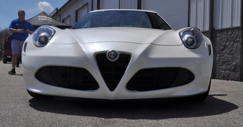 Gorgeous 2015 Alfa-Romeo 4C Revealed in Full USA Trim + New Headlights! 8