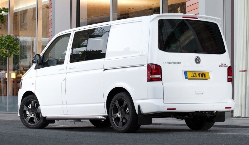 Happy B-Day to the Volkswagen Minibus and Transporter! Work Van Legend Turns 60 in UK This Year 22
