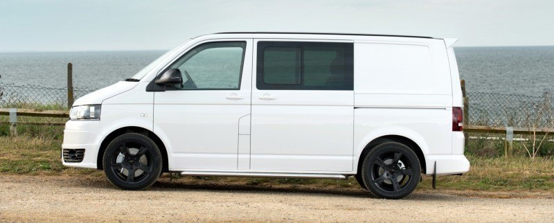 Happy B-Day to the Volkswagen Minibus and Transporter! Work Van Legend Turns 60 in UK This Year 25