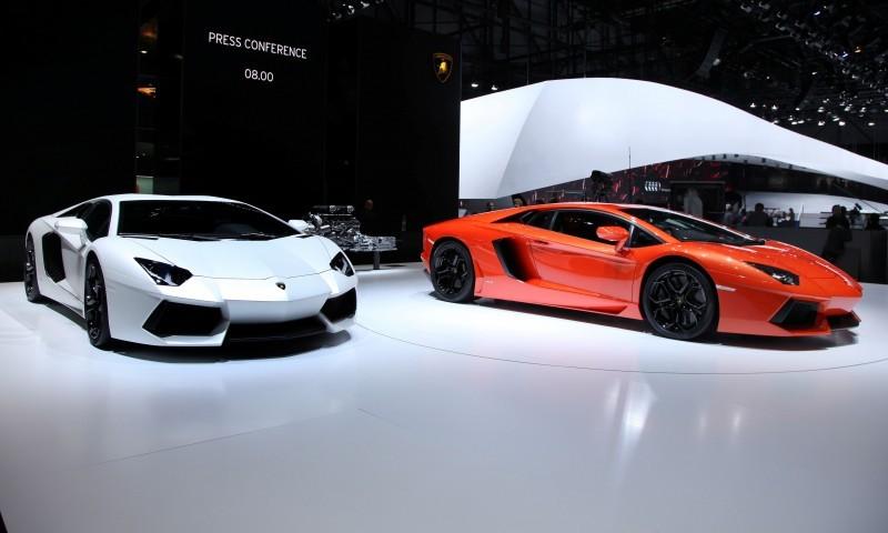 Hypercar Showcase - 2014 Lamborghini Aventador Trumped Only By Aventador J and Aventador Roadster 13