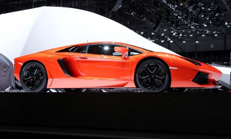 Hypercar Showcase - 2014 Lamborghini Aventador Trumped Only By Aventador J and Aventador Roadster 15