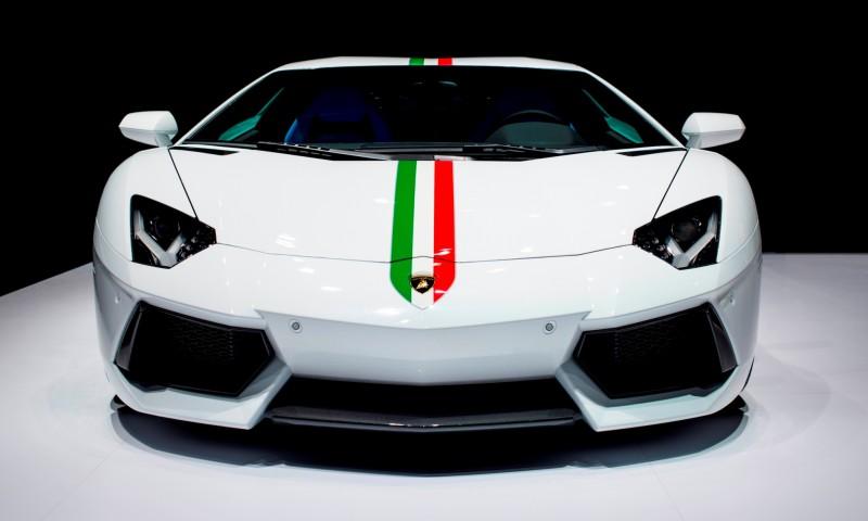 Hypercar Showcase - 2014 Lamborghini Aventador Trumped Only By Aventador J and Aventador Roadster 46