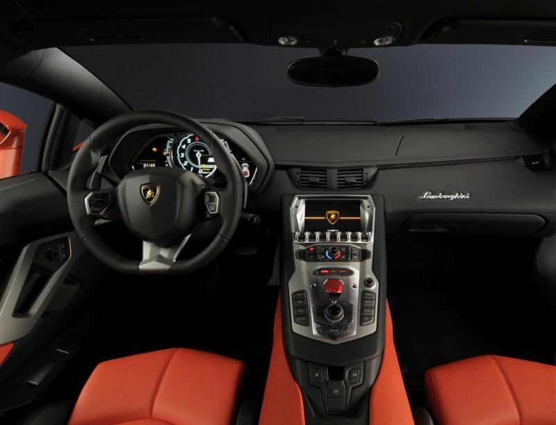 Hypercar Showcase - 2014 Lamborghini Aventador Trumped Only By Aventador J and Aventador Roadster 6