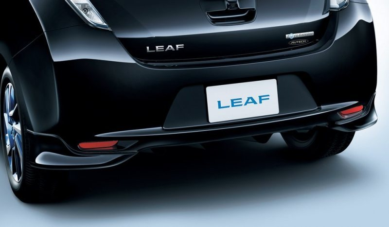 JDM Nissan Leaf Offers NISMO Accessories, ECU Reflash for Extra Power 11