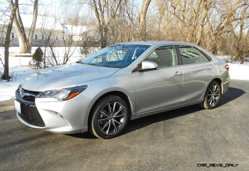 LKen Glassman 2016 Toyota Camry XSE Review 4