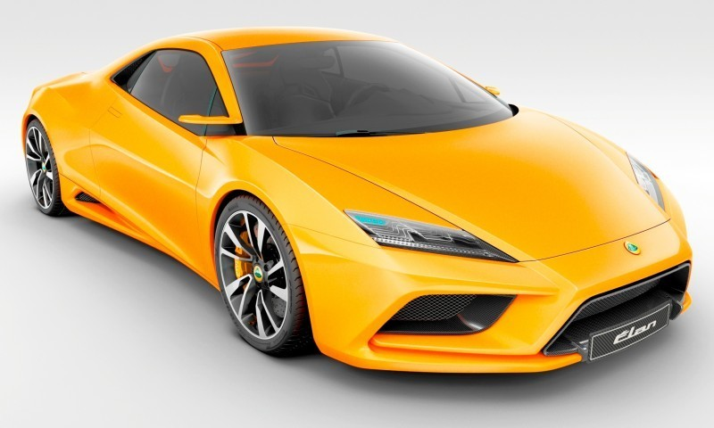 LOTUS Esprit, Elan, Elite, and Eterne Have The Vision, But Missing The Investor Millions 55