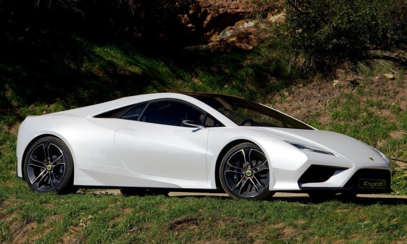 LOTUS Esprit, Elan, Elite, and Eterne Have The Vision, But Missing The Investor Millions 68
