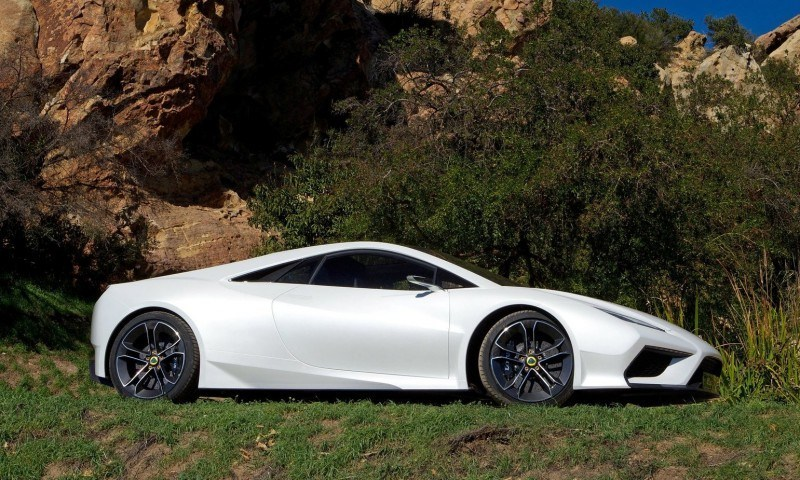 LOTUS Esprit, Elan, Elite, and Eterne Have The Vision, But Missing The Investor Millions 69