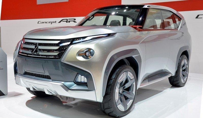 Latest Mitsubishi Exterior Designs Are Bizarre and Alarming 1
