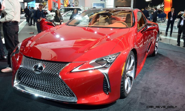 LexusLC5004