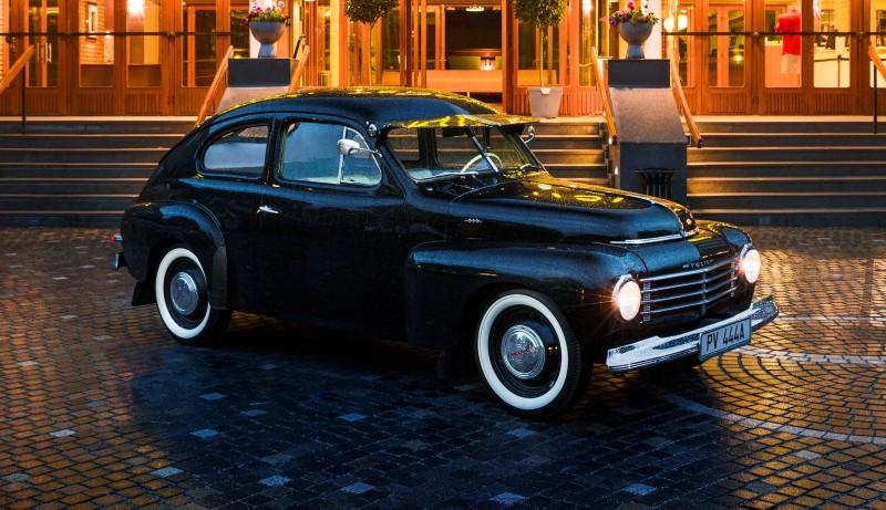 'Little Volvo' 1944 PV444 Celebrates 70th Anniversary In Charming Retrospective 3