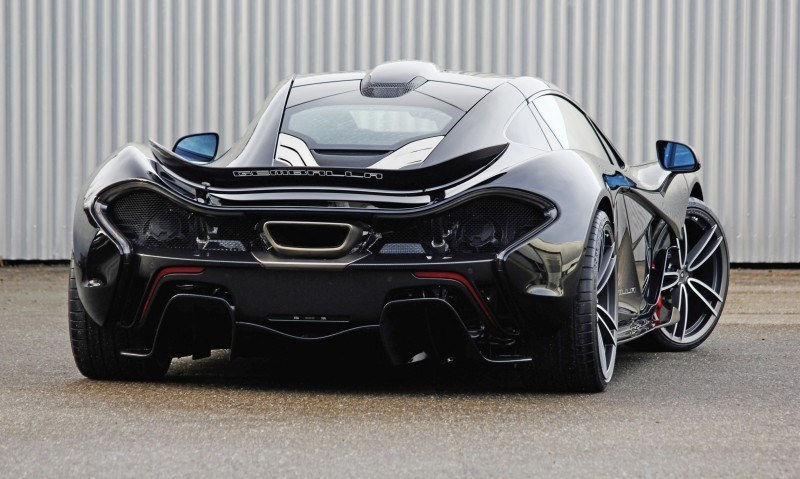 McLaren P1 on GEMBALLA GForged-one Wheels Specially Designed for McLaren 12C, 650S and P1 9