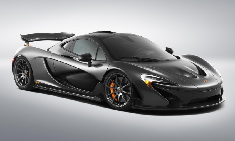McLaren Special Operations Confirms Pebble Beach Debut of MSO 650S Spider and MSO P1 12