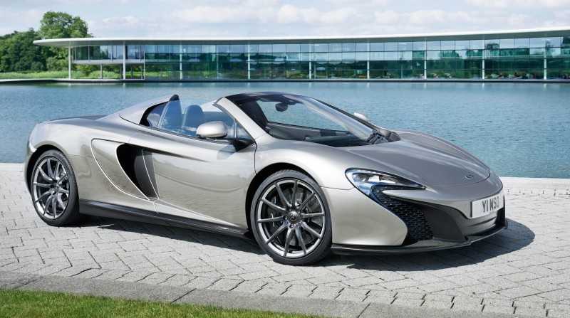 McLaren Special Operations Confirms Pebble Beach Debut of MSO 650S Spider and MSO P1 15