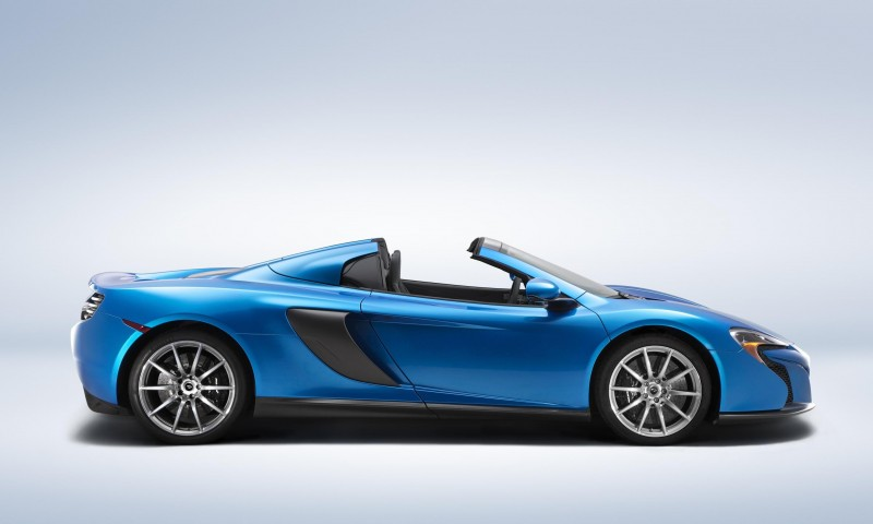 McLaren Special Operations Confirms Pebble Beach Debut of MSO 650S Spider and MSO P1 7