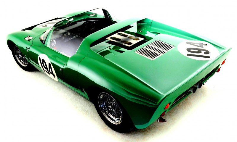 Meet the Original 1964 Ford GT40 Concept and 1965 GT40 Roadster Prototype 14