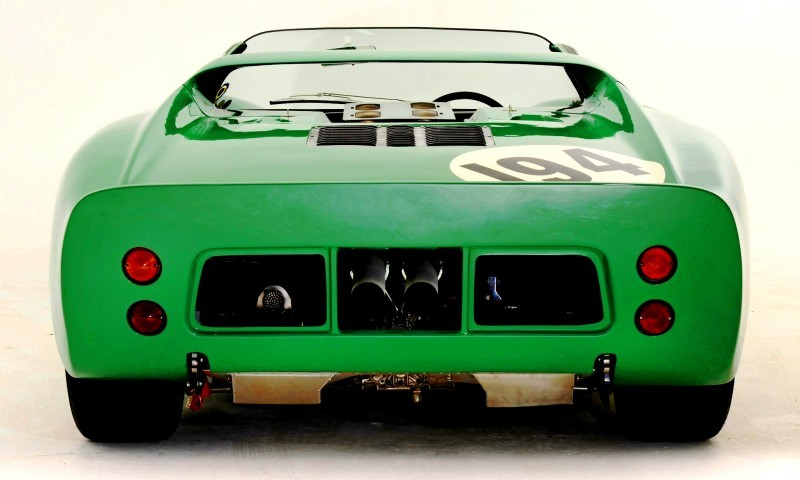 Meet the Original 1964 Ford GT40 Concept and 1965 GT40 Roadster Prototype 2