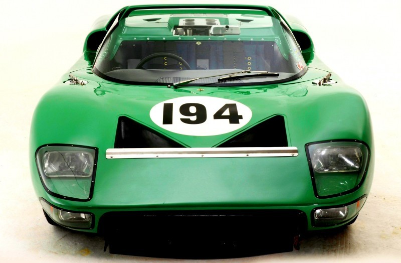 Meet the Original 1964 Ford GT40 Concept and 1965 GT40 Roadster Prototype 3
