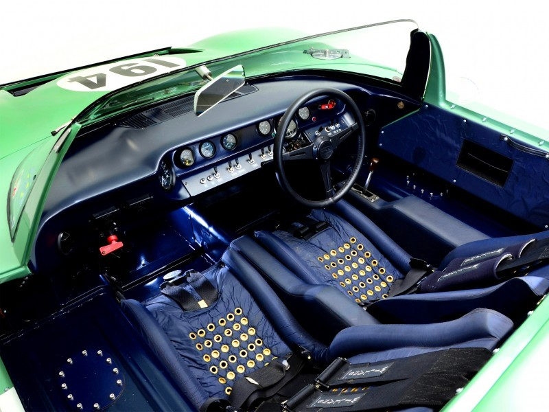 Meet the Original 1964 Ford GT40 Concept and 1965 GT40 Roadster Prototype 8